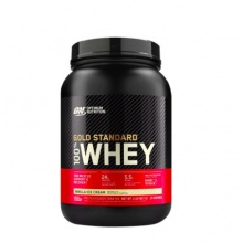 Протеин Optimum Nutrition 100% Whey protein Gold Standard 909gr
