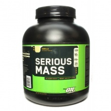 Гейнер Optimum Nutrition Serious Mass 2727 гр