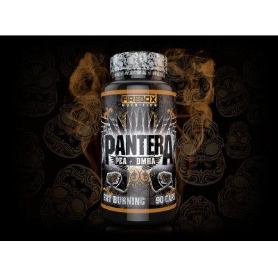 Жиросжигатель Firebox Nutrition PANTERA 90 caps