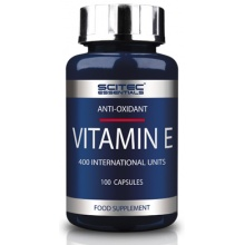 Витамин Scitec Nutrition Essentials Vitamin E 100 капсул